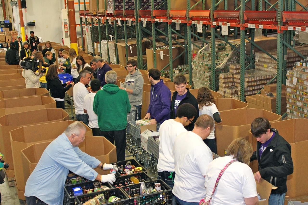 Volunteer Archives St Marys Food Bank