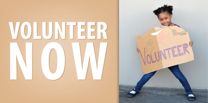 VolunteerNow-website