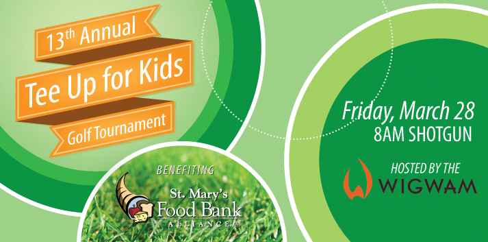 Tee Up for Kids Golf Tournament: March 28