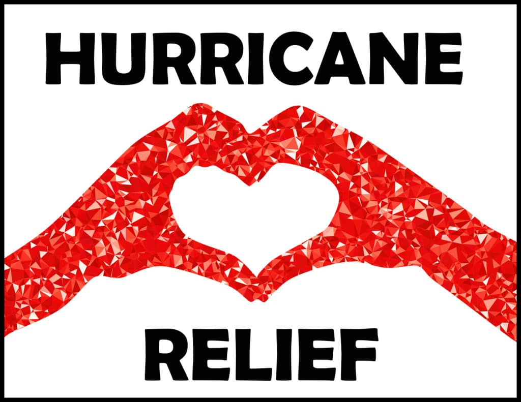 We Continue To Help Those Affected By Recent Hurricanes Us Re Stock Our Shelves Making A Donation St Marys Food Bank