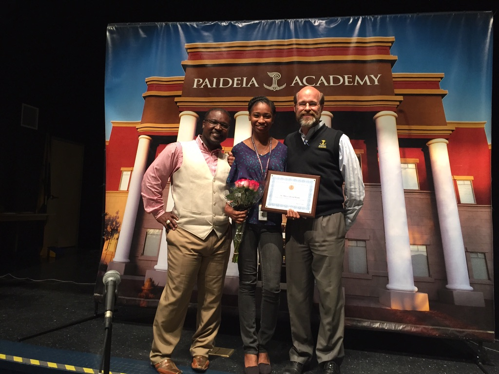 Paideia Academy Community Impact Award St Mary S Food Bank