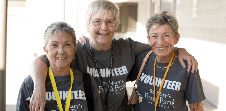 Join our Volunteer Posse