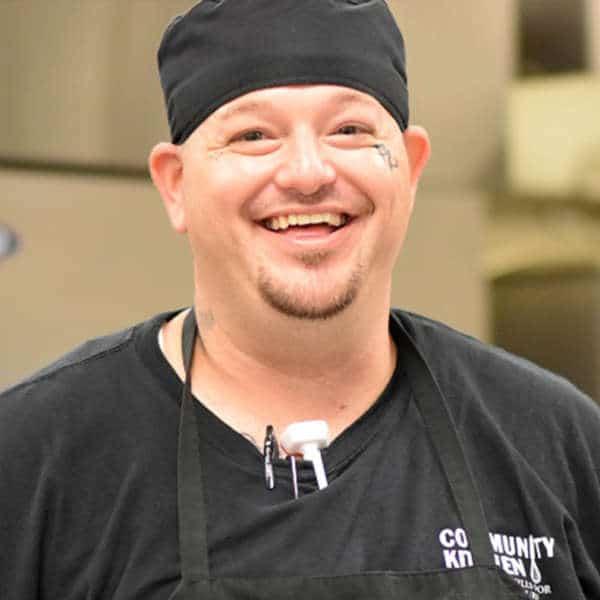 Community Kitchen Gave James a Second Chance