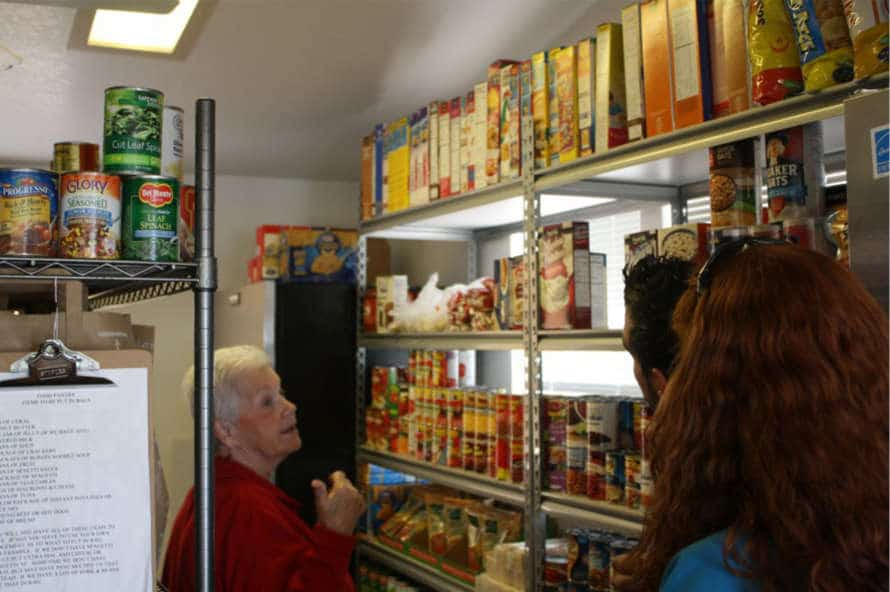 Northern Arizona food pantry works with St. Mary's to provide hope
