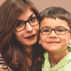 Joanna and Son