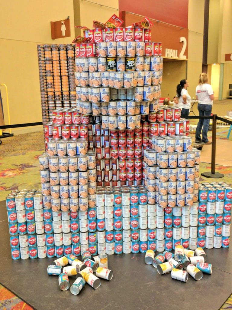 Phoenix Canstruction 2017 Recap 2