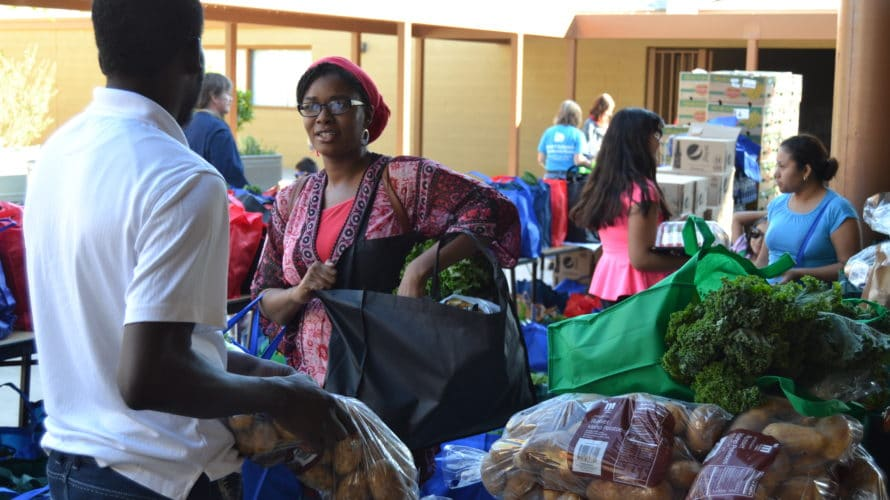 Mobile Pantry – Open To The Public