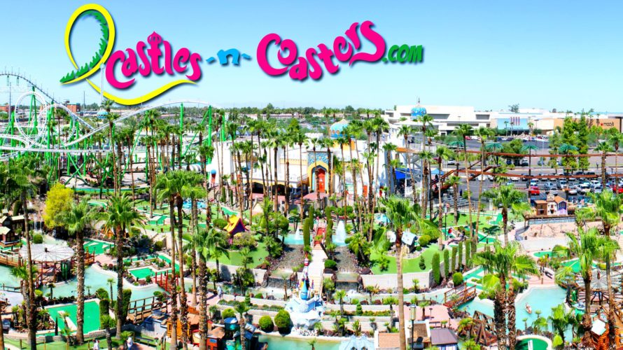 Castles ~n~ Coasters $10 Day