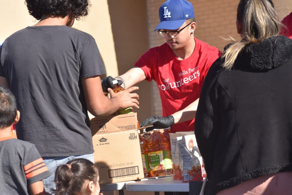 """Help St. Mary's Food Bank """"Go Further with Food"""" 1"""