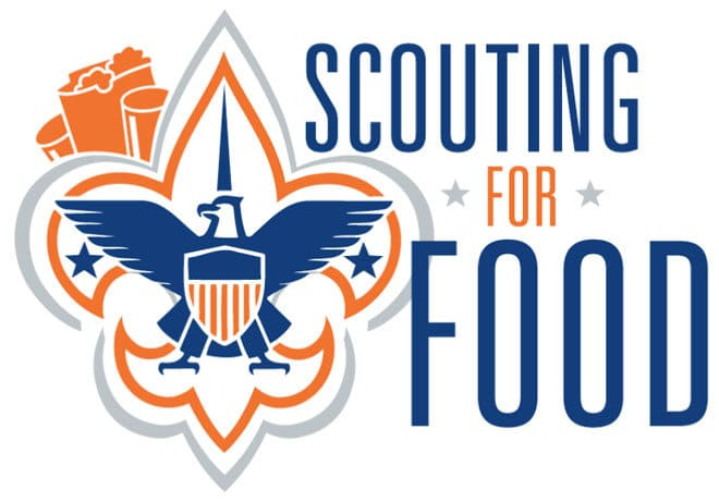 Scouting for Food Annual Food Drive to Benefit Food Banks! 5