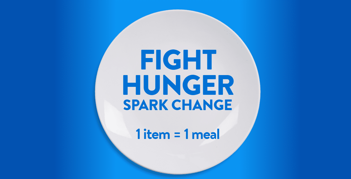 """Fight Hunger. Spark Change."" Campaign to Combat Hunger in Arizona"