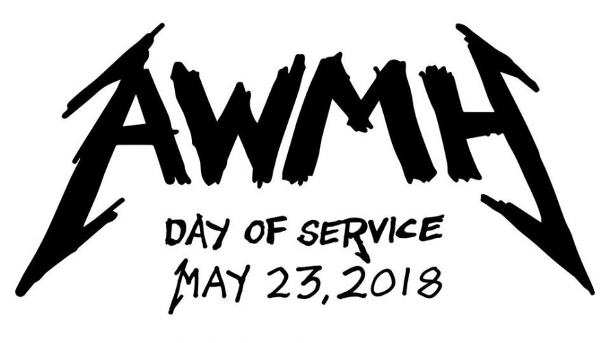 "Metallica & All Within My Hands ""Day of Service"""
