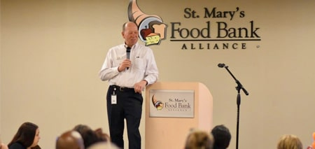 Dt Marys Food Bank Alliance - President and CEO