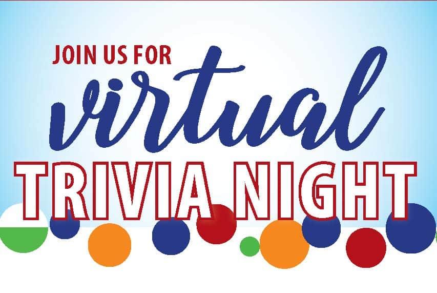 St. Mary's Virtual Trivia Night