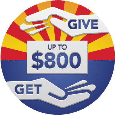 arizona charitable tax credit guide 2020